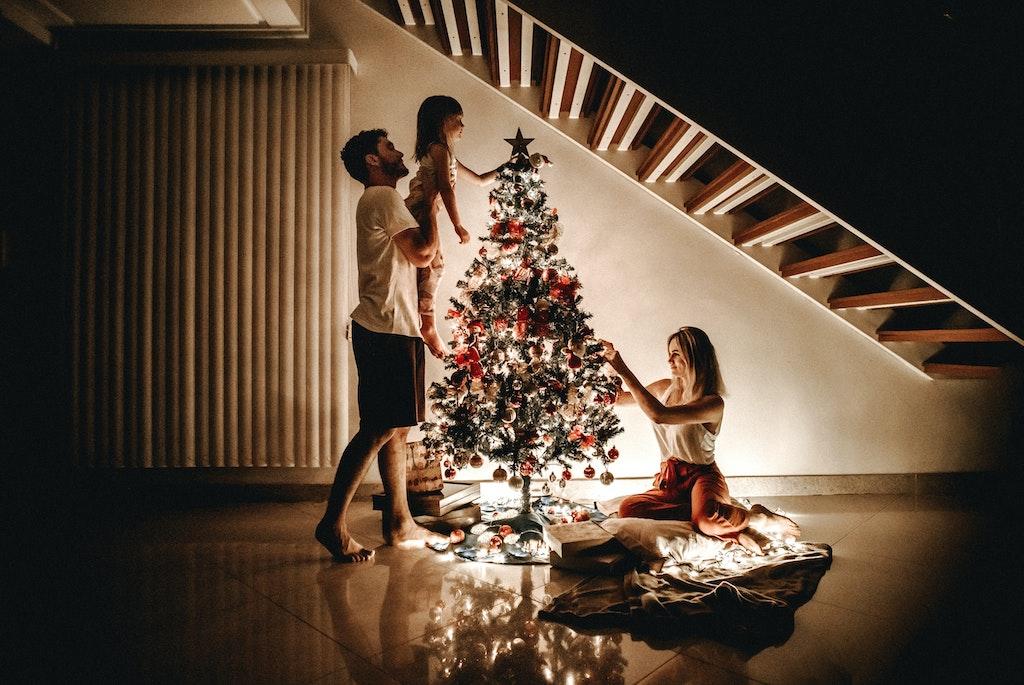 Feestdagen - kerstboom
