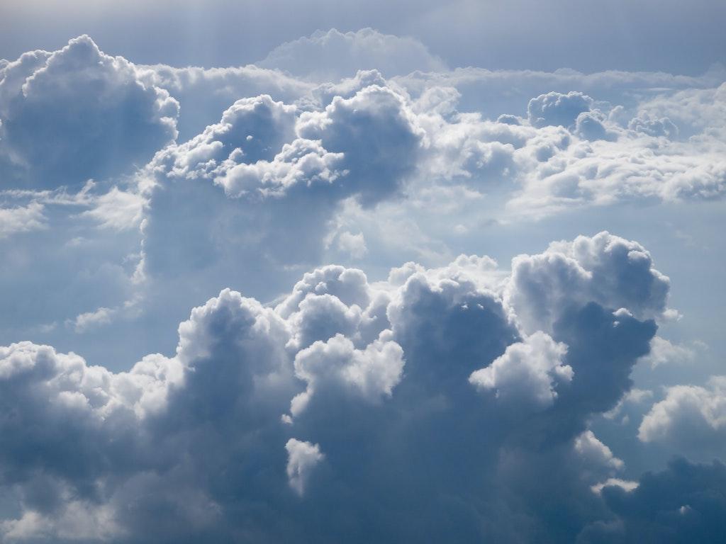 Wolken - Hemelvaart