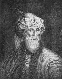 Flavius Jospehus bestaan van Jezus
