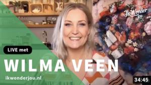 Wilma Veen - Livestream Ik Wonder Jou