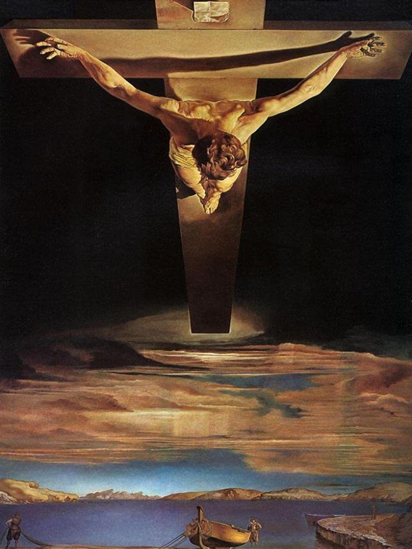 Crucifixion - Dali