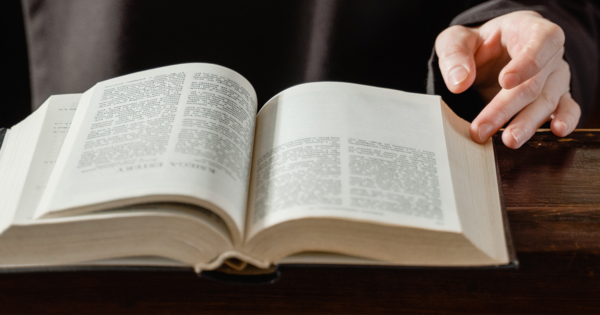 Lectio Divina: Luisterend Bijbellezen