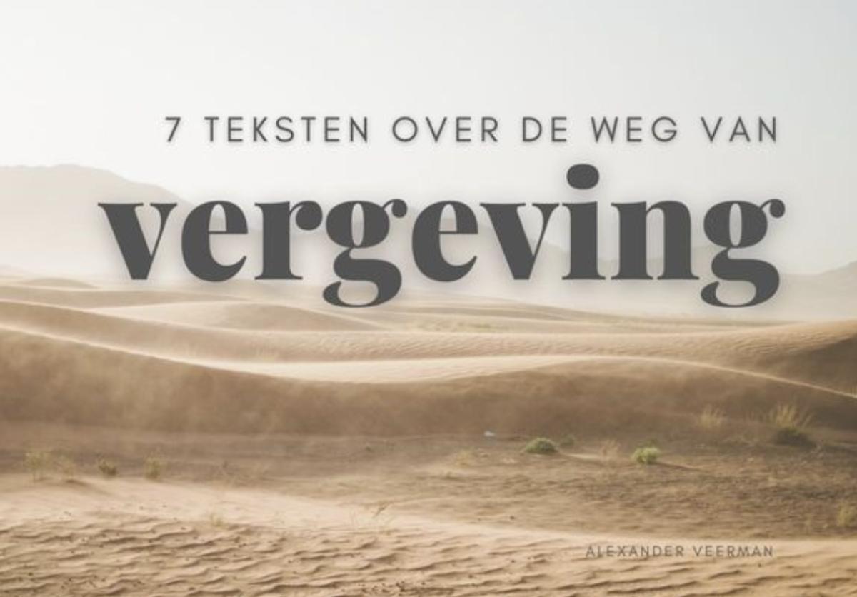 Leesplan Vergeving | Alexander Veerman