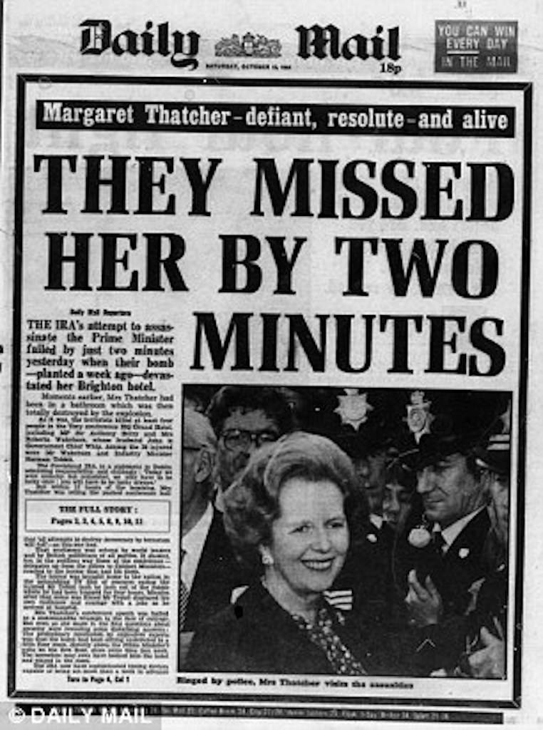Krant-bomaanslag