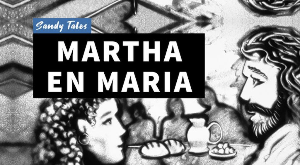 Sandy Tales | Martha en Maria Leesplan