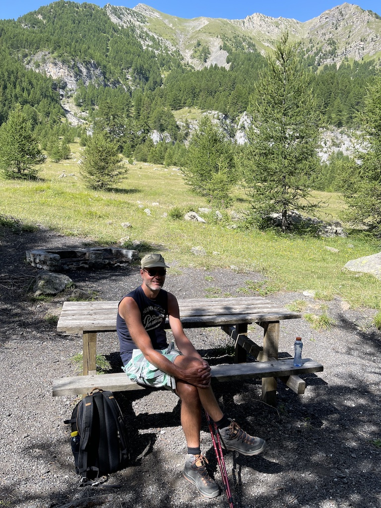 Wandelen in de bergen   Jan-Willem