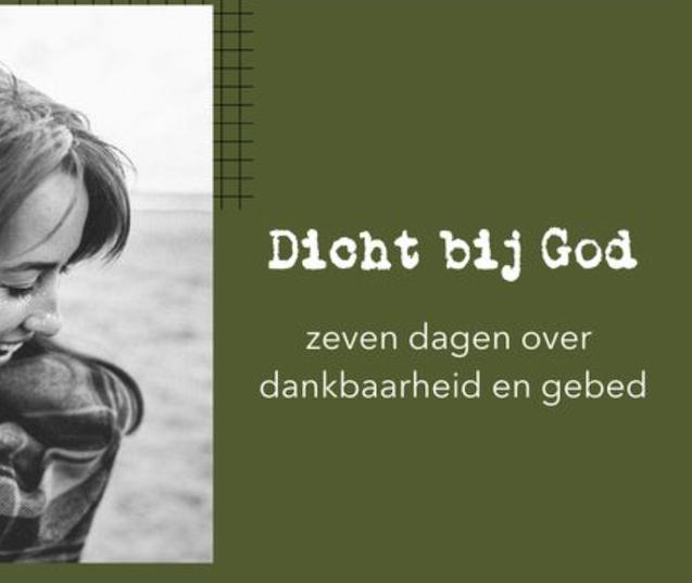 Dichtbij God | Leesplan
