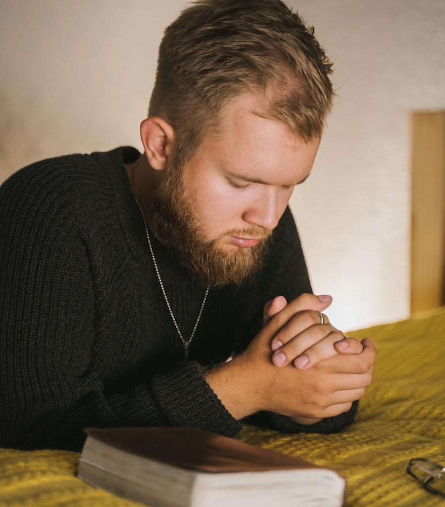 Hoe bidden christenen